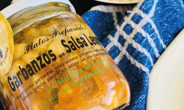 garbanzos-con-langostinos-salsa-de-anchoa-lahuertadefresno-platos-preparados