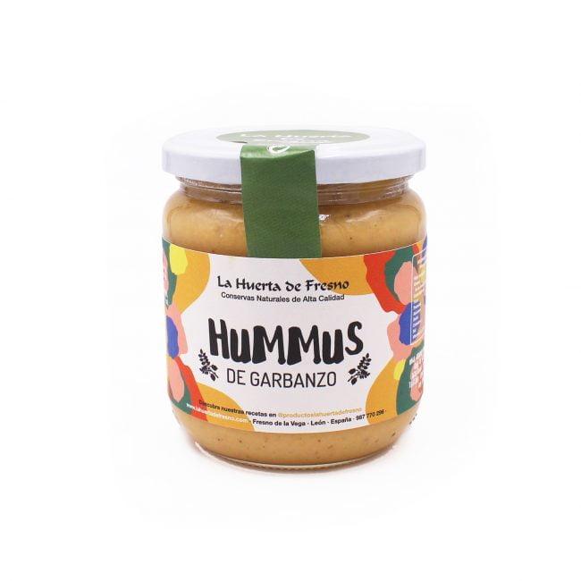 hummus gourmet natural